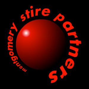 Montgomery Stire Partners Logo. Marketing and Advertising Specialists.